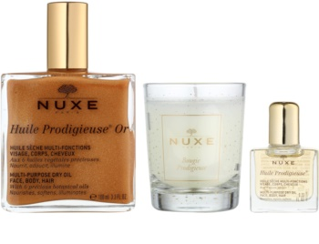 Nuxe Nuxe coffret cosmétique I.