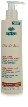 Nuxe Rêve de Miel Ultra Comfortable Body Cream For Dry Skin