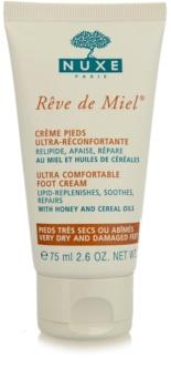 Nuxe Rêve de Miel Foot Cream For Very Dry Skin