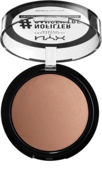 NYX Professional Makeup #Nofilter Powder