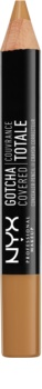 NYX Professional Makeup Gotcha Covered corector in creion