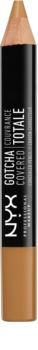 NYX Professional Makeup Gotcha Covered corretor em lápis