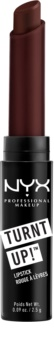 NYX Professional Makeup Turnt Up! rúž