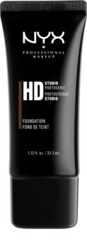 NYX Professional Makeup HD Studio fond de teint liquide