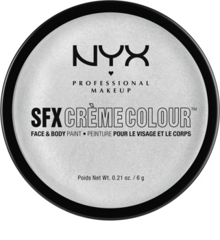 NYX Professional Makeup SFX Creme Colour™ make-up na obličej a tělo