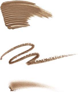 NYX Professional Makeup 3-In-1 Brow Pencil viacúčelový produkt na obočie