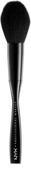 NYX Professional Makeup Pro Brush ovalni čopič za puder