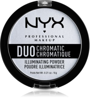 NYX Professional Makeup Duo Chromatic Highlighter