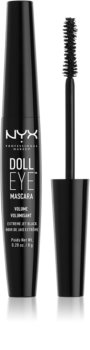 NYX Professional Makeup Doll Eye mascara cu efect de volum