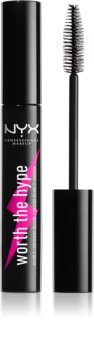 NYX Professional Makeup Worth The Hype máscara de pestanas