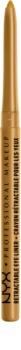 NYX Professional Makeup Retractable Eye Liner Creamy Eye Pencil