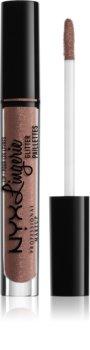 NYX Professional Makeup Lip Lingerie Glitter lesk na rty s třpytkami