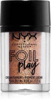 NYX Professional Makeup Foil Play bleščeči pigment