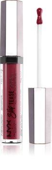 NYX Professional Makeup Slip Tease vysoce pigmentovaný lak na rty