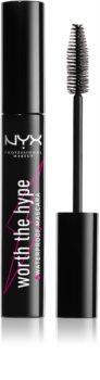 NYX Professional Makeup Worth The Hype voděodolná řasenka