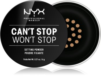 NYX Professional Makeup Can't Stop Won't Stop Loose Powder