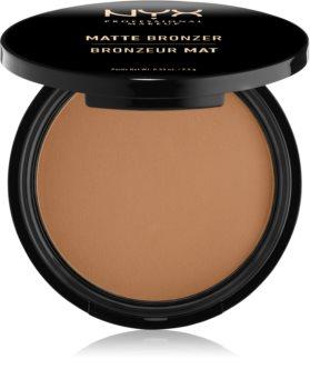NYX Professional Makeup Matte Bronzer bronzer