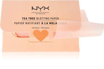 NYX Professional Makeup Blotting Paper papieriky na zmatnenie