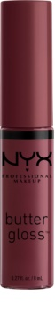 NYX Professional Makeup Butter Gloss lesk na pery