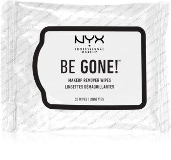 NYX Professional Makeup Be Gone! Make-up-Entfernungstücher