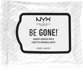 NYX Professional Makeup Be Gone!