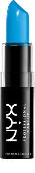 NYX Professional Makeup Macaron Lippie dlhotrvajúci rúž
