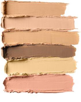 NYX Professional Makeup Conceal. Correct. Contour palette contouring et correctrice