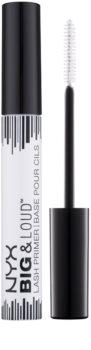 NYX Professional Makeup Big & Loud base à mascara pour donner du volume