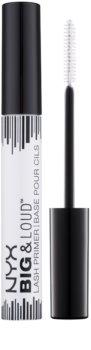 NYX Professional Makeup Big & Loud bază pentru mascara pentru volum mărit