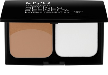 NYX Professional Makeup Define & Refine pudrový make-up