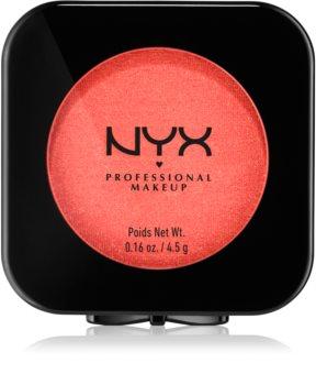NYX Professional Makeup High Definition Blush blush