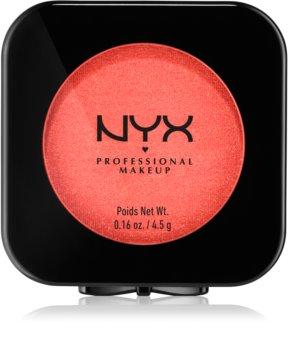 NYX Professional Makeup High Definition Blush Singles tvářenka
