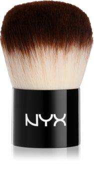 NYX Professional Makeup Pro Brush Pincél de maquilhagem Kabuki