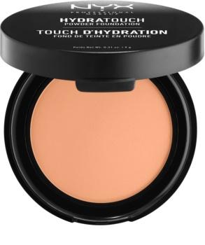 NYX Professional Makeup Hydra Touch kompaktní pudrový make-up