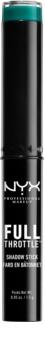 NYX Professional Makeup Full Throttle senčila za oči v svičniku