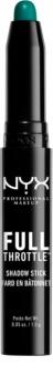 NYX Professional Makeup Full Throttle oční stíny v tužce