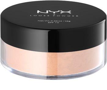 NYX Professional Makeup Loose pó SPF 10