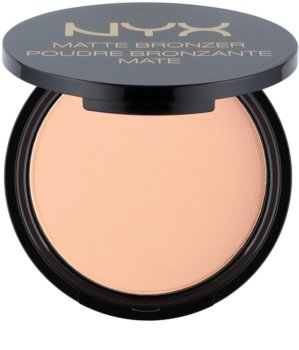 NYX Professional Makeup Matte Bronzer autobronzant