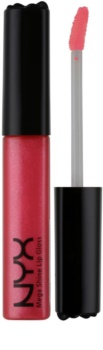 NYX Professional Makeup Mega Shine lesk na pery
