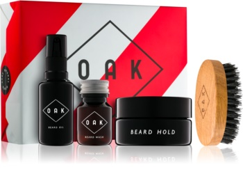 OAK Natural Beard Care kozmetični set I. za moške