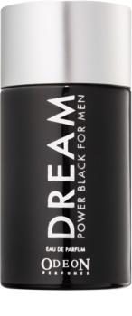 Odeon Dream Power Black Eau de Parfum για άνδρες 100 μλ