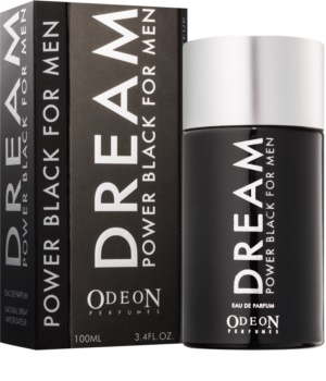Odeon Dream Power Black Eau de Parfum für Herren 100 ml