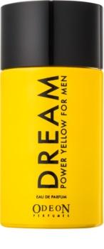 Odeon Dream Power Yellow eau de parfum pour homme 100 ml