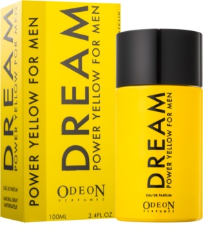 Odeon Dream Power Yellow Eau de Parfum für Herren 100 ml