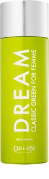 Odeon Dream Classic Green eau de parfum pour femme 100 ml