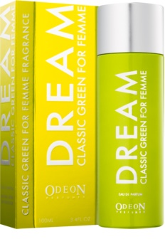 Odeon Dream Classic Green eau de parfum per donna 100 ml