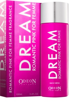 Odeon Dream Romantic Pink eau de parfum nőknek 100 ml