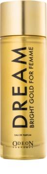 Odeon Dream Bright Gold woda perfumowana dla kobiet 100 ml