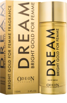 Odeon Dream Bright Gold Eau de Parfum for Women 100 ml