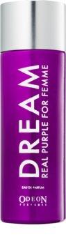 Odeon Dream Real Purple eau de parfum pour femme 100 ml